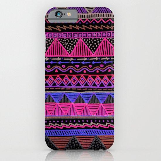 Ocean T Neon iPhone & iPod Case