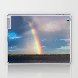Magnificent rainbow Laptop & iPad Skin