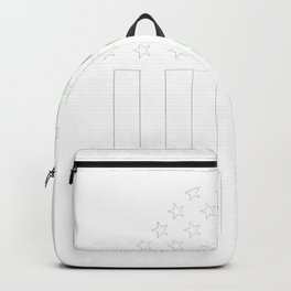 Boston Irish products by Howdy Swag print Backpack