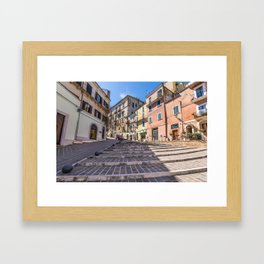 Between The Arches Framed Art Print