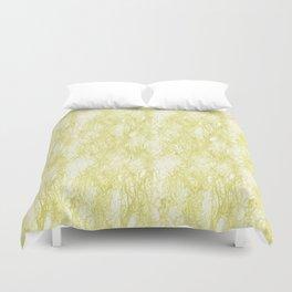 Soft Seaweed Duvet Cover