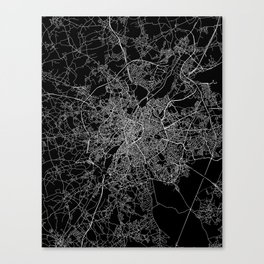 Brussels Canvas Print