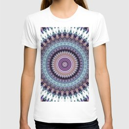 Mandala for Winter Mood T-shirt