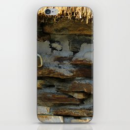 Thatch Roof Ties Donegal iPhone Skin