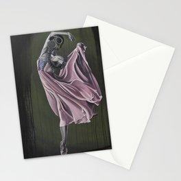 La Danse Persistante Stationery Cards