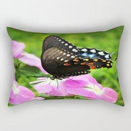 Swallow Tail Butterfly Rectangular Pillow