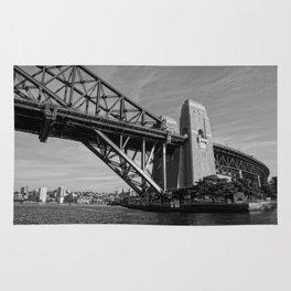 Sydney Harbour Bridge Rug