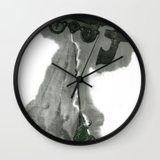 Wagners delusion Wall Clock
