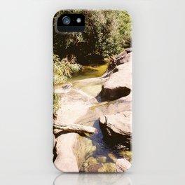 Ubon Ratchathani Thailand - Waterfalls II iPhone Case