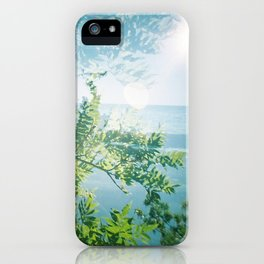 Perfect Summer Day iPhone Case