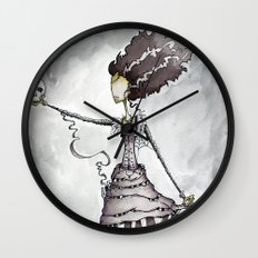 Bride of Frank Wall Clock