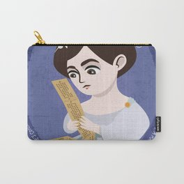 Women in science | Ada Lovelace, mathematician Carry-All Pouch