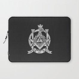 Secret Society Laptop Sleeve