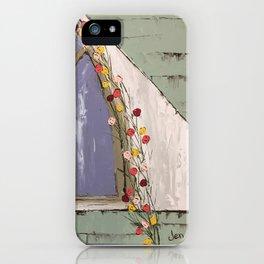 Sleeping Beauty iPhone Case