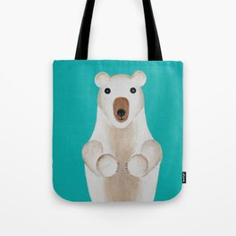 Spirit Bear Tote Bag