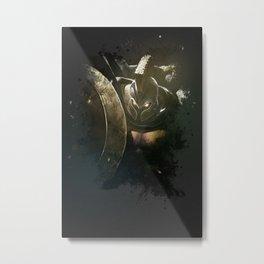 League of Legends PANTHEON Metal Print