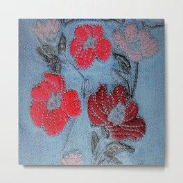 Flower power | pouvoir des fleurs Metal Print