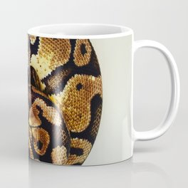 Ball of Python Coffee Mug