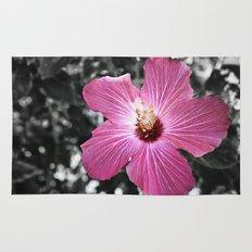 Color my Garden Pink Rug
