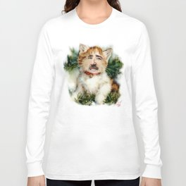 merry cagemas  Long Sleeve T-shirt