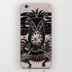 Tiki lunch iPhone & iPod Skin