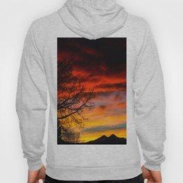 Fire Sunset Hoody