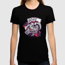 CASINO LUCK DRAGON T-shirt
