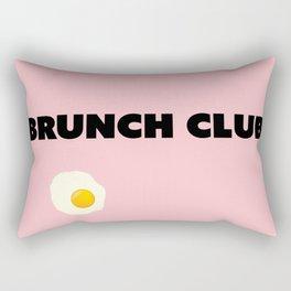 brunch club Rectangular Pillow