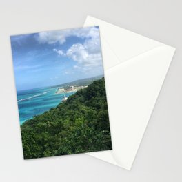 Land and Sea Stationery Cards
