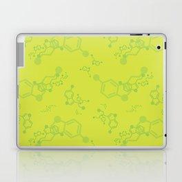 serotonin leaves Laptop & iPad Skin