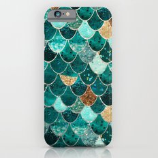 REALLY MERMAID iPhone 6 Slim Case