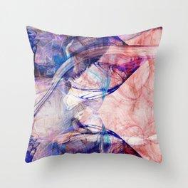 Murnau dream Throw Pillow