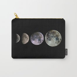Minimal Mineral Moons Carry-All Pouch