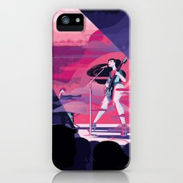Haitus Kaiyote iPhone Case