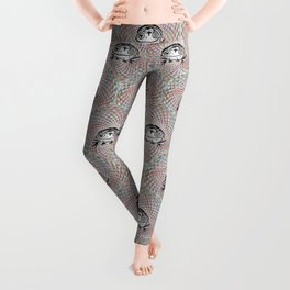 toad medicine Leggings