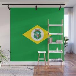 flag of ceara Wall Mural
