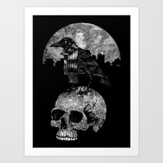 Ready For Winter Art Print
