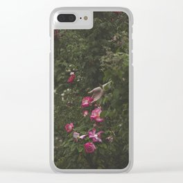 Focus on Beauty Clear iPhone Case
