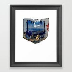 Elevens Enough OHIO Framed Art Print