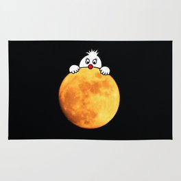 Man in the Moon Rug