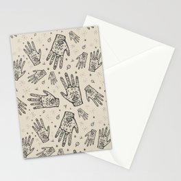 Hand of Truth Stationery Cards