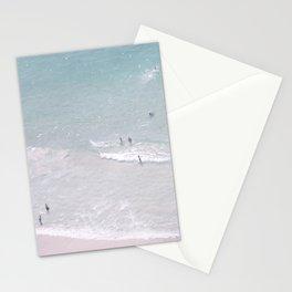 Beach dreams Stationery Cards