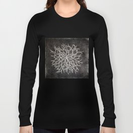 The Lost Map of Ts'ui Pen's Labyrinth Long Sleeve T-shirt
