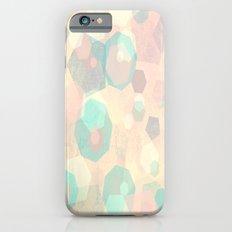 Pastel Geometric Pattern No 1  Slim Case iPhone 6s