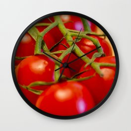 The Vine. Wall Clock
