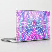 circus Laptop & iPad Skins featuring Circus by Marta Olga Klara