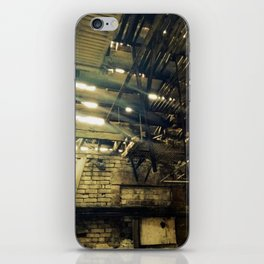 Lightscape II - urban decay photo iPhone Skin