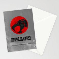 Thundercats (Super Minimalist series) Stationery Cards