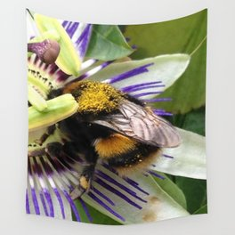 Bumblebee Wall Tapestry