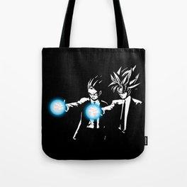 DBZ Fiction Tote Bag